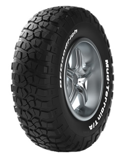 Buy BFGoodrich All Terrain T/A KM2 Tyres Online from The Tyre Group