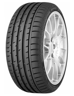 Buy Continental Sport Contact 3 Tyres Online from The Tyre Group