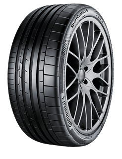 Buy Continental Sport Contact 6 Tyres Online from The Tyre Group