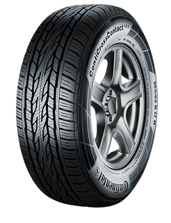 Buy Continental ContiCrossContact LX2 Tyres Online from The Tyre Group