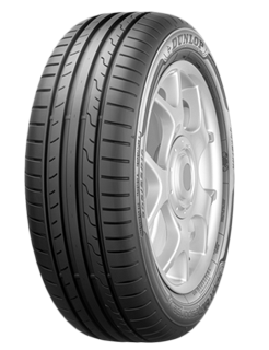 Buy Dunlop Sport BluResponse Tyres Online from The Tyre Group