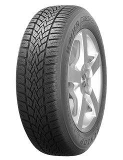Buy Dunlop Winter Response 2 Tyres Online from The Tyre Group