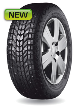 Buy Firestone Winterforce Tyres Online from The Tyre Group