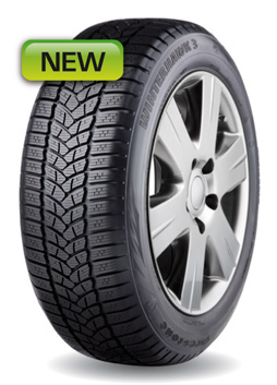 Buy Firestone Firehawk Winterhawk 3 Tyres Online from The Tyre Group