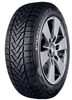 Buy Firestone Winterhawk C Tyres Online from The Tyre Group